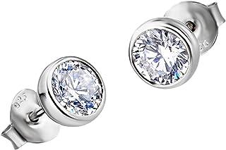 Lotus Silver LP1883-4//1 JLP1883-4-1 Pendientes de plata de ley 925 para mujer