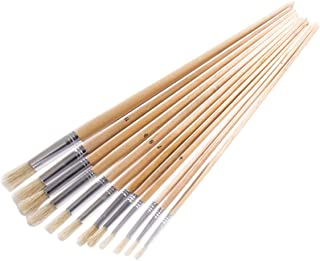 Uken Round Headed Brush (Set of 12 , U39582)