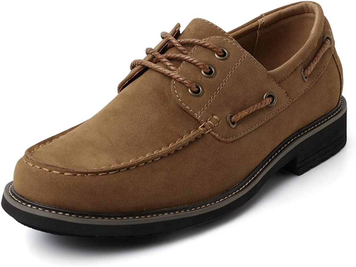 ZRIANG Mens Boat Shoes Phoenix Mall Castaway Loafers Regular dealer Suede Slip Casual on