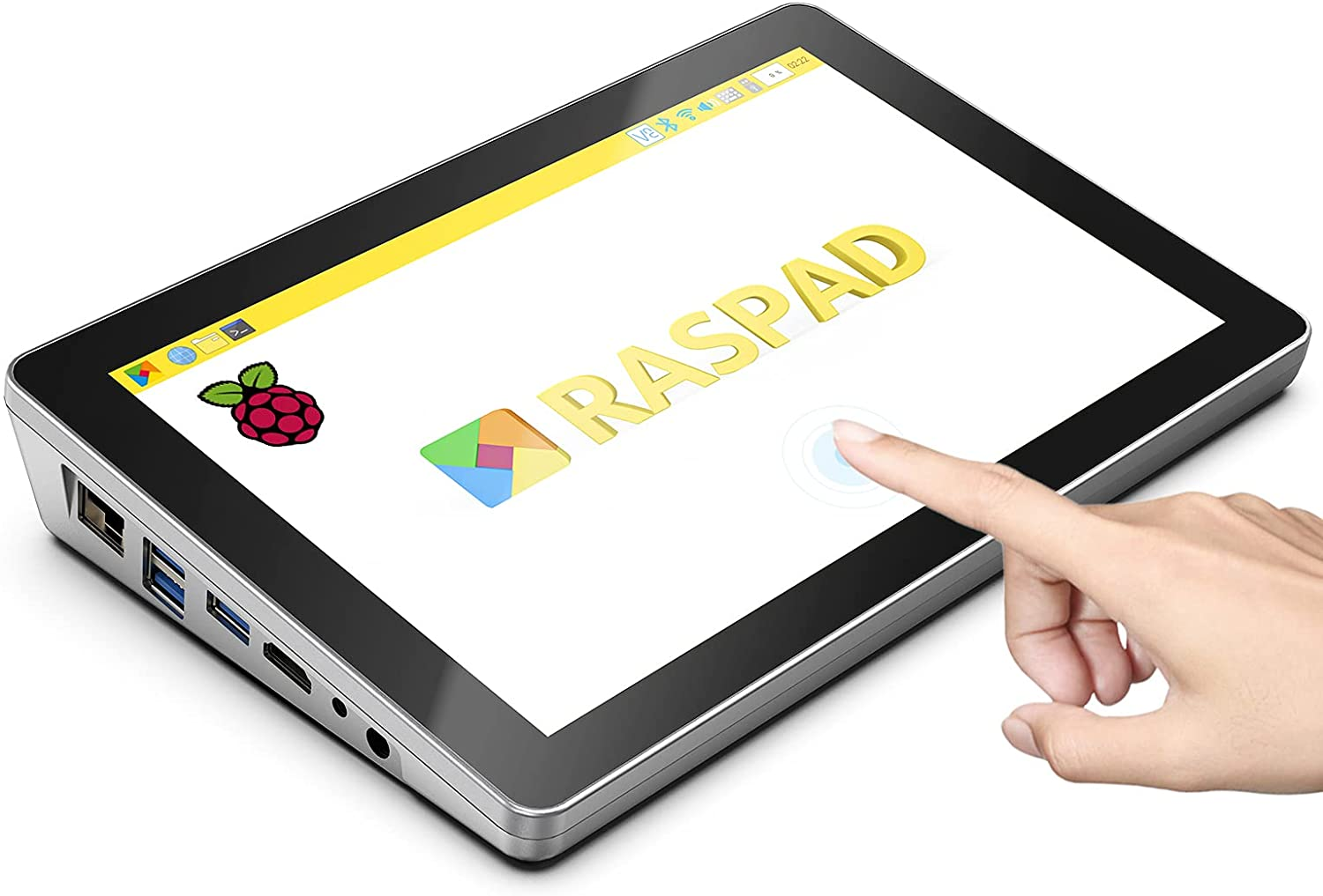 Cheap bargain SunFounder RasPad 3.0 - an All-in-One wit Tablet Pi 4B sale Raspberry