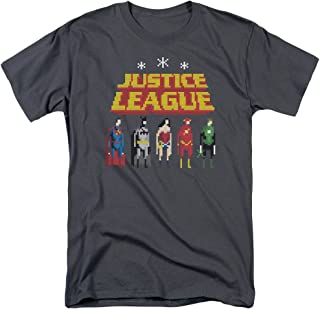 Aftermath Adult Crewneck Sweatshirt Justice League of America