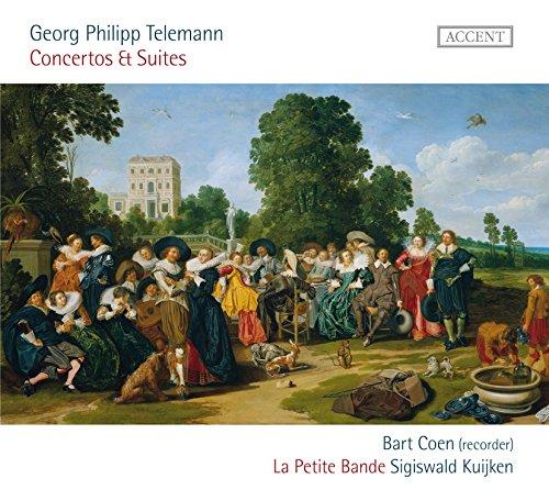 Telemann: Konzerte und Suiten