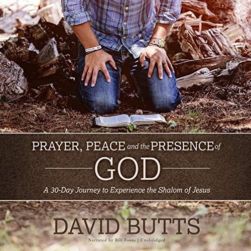 Prayer, Peace and the Presence of God copertina