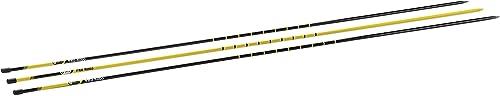 SKLZ Golf Alignment Sticks Training Aid with 3 Sticks