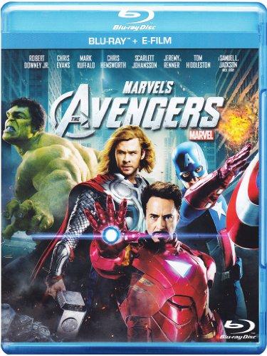 The Avengers (Blu-Ray + E-Copy)