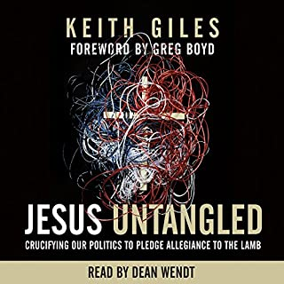 Jesus Untangled audiobook cover art