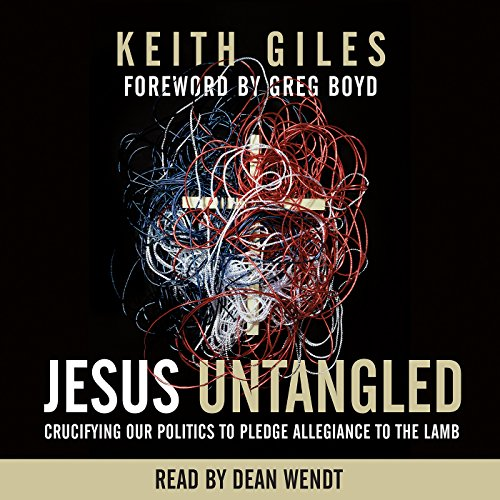 Jesus Untangled cover art