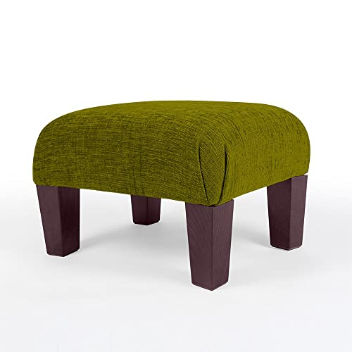 Brilliant Green Footstool Amazon Co Uk Squirreltailoven Fun Painted Chair Ideas Images Squirreltailovenorg