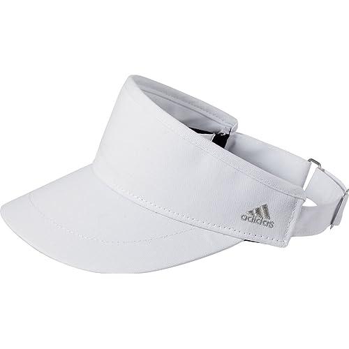 adidas Golf Performance Front-Hit Visor - WHITE - OS Performance Front-Hit  Visor b3529717edd
