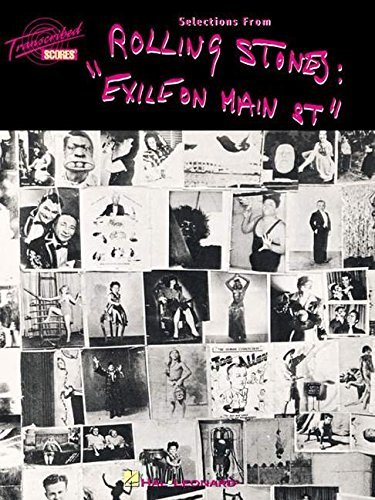 [(Rolling Stones: Exile on Main Street)] [ Created by Hal Leonard Publishing Corporation ] [October, 1999]