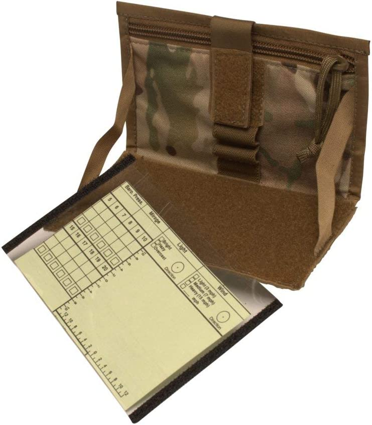 Tactical Notebook Covers Classic JTAC 4x5 Max 66% OFF System Data Molle