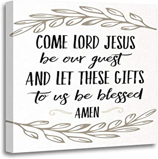 Best come lord jesus be our guest Reviews