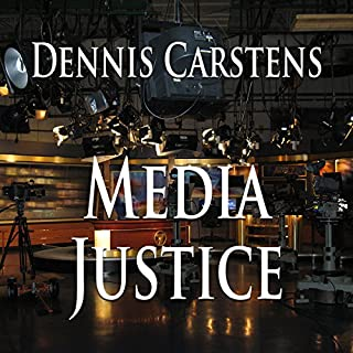 Media Justice audiobook cover art