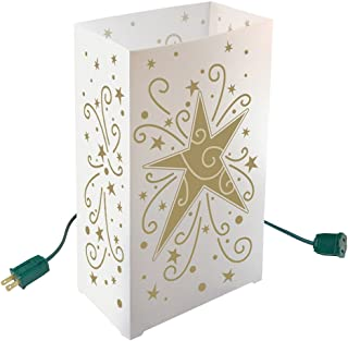 Best electric christmas luminaries Reviews