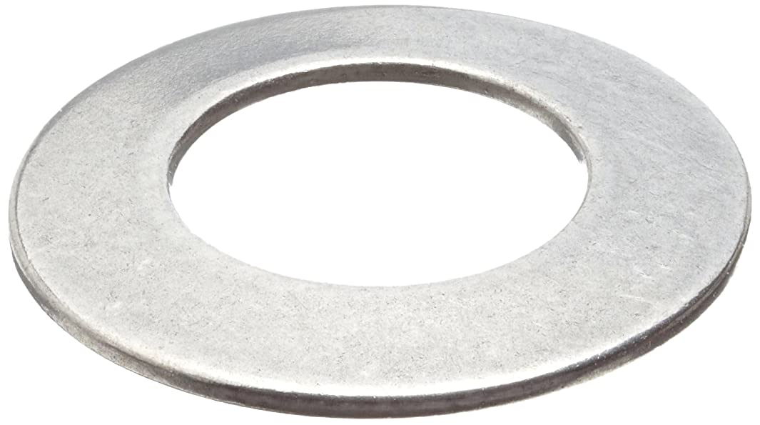 302 Stainless Steel Belleville Spring Washers, 0.22 inches Inner Diameter, 0.437 inches Outside Diameter, 0.031 inches Free Height, 0.023 inches Compressed Height, 40 foot_pounds Max. Load (Pack of 10)