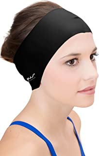 Sync Hair Guard - Wear Under Swim caps to Keep Your Hair Dry