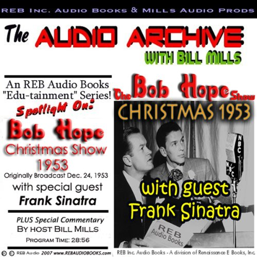 The Bob Hope Christmas Show, 1953  Audiolibri