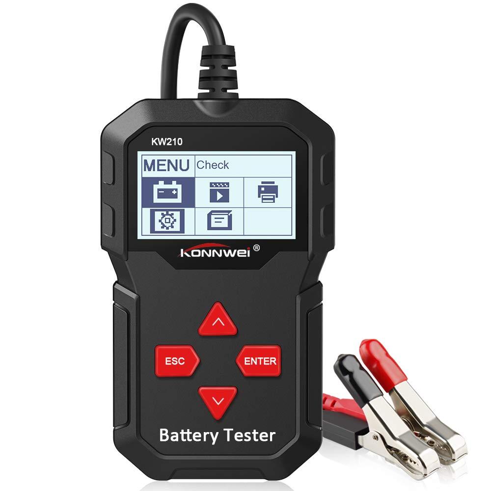 KONNWEI KW210 Battery Load Tester