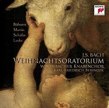 Bach: Weihnachtsoratorium 1-3