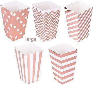 tall popcorn boxes