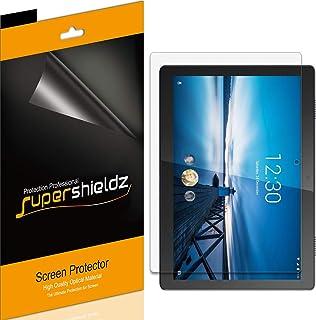 (3 Pack) Supershieldz for Lenovo Smart Tab M10 FHD Screen Protector Anti Glare and Anti Fingerprint (Matte) Shield