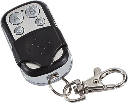 [2017Nueva versión] mando a distancia universal 433,92MHz Super Copia mando a distancia emisor manual tx4runi metal de 4canales