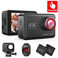 DBpower D5 4K Sports Action Camera