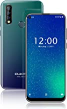 OUKITEL C17 Pro Unlocked Cell Phones Android 9.0 Global 4G Unlocked Smartphone,6.35''HD Full-Screen,13MP+5MP+2MP Rear Cameras Dual SIM Mobile Phones Octa-Core 4GB + 64GB 3900mAh Battery,Gradient