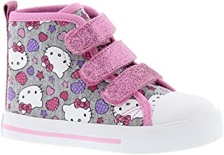 Hello Kitty Girls' Hi-Top Sneakers