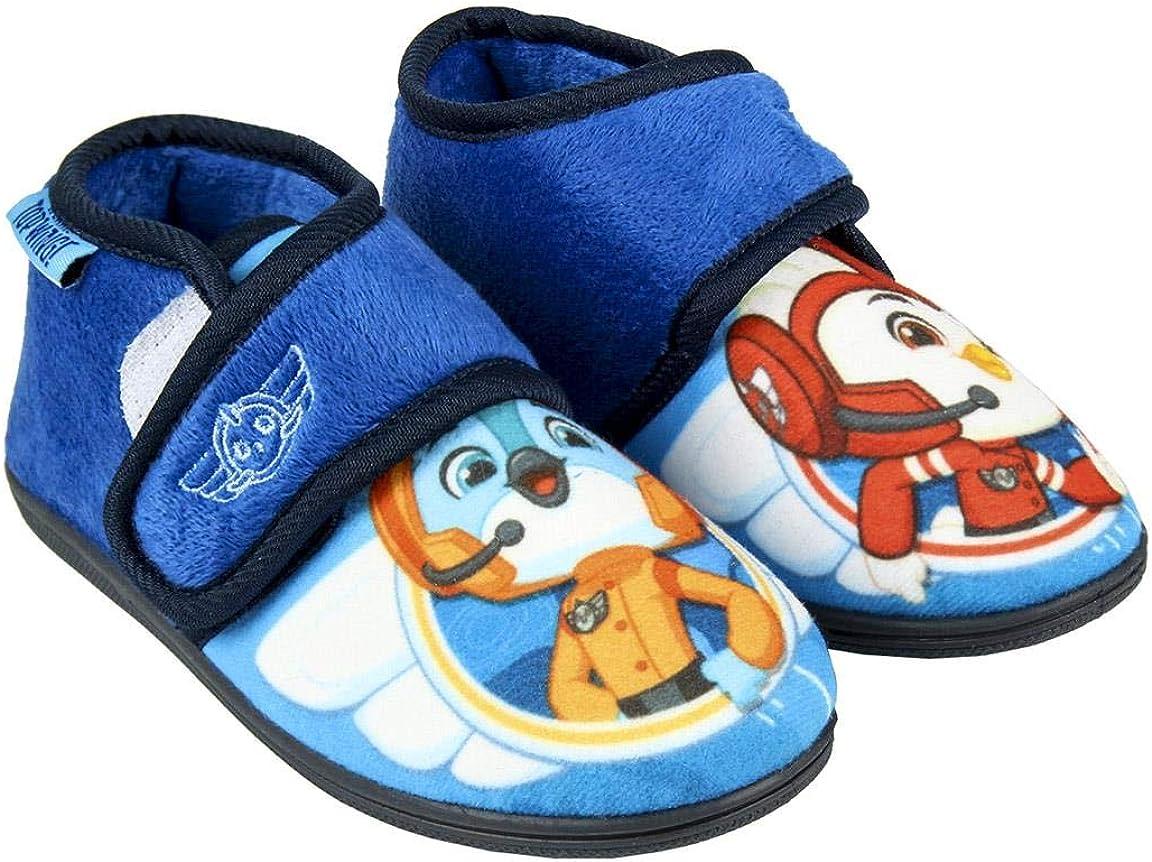 Cerd/á Zapatillas De Casa Bota Avengers Pantofole Bambino