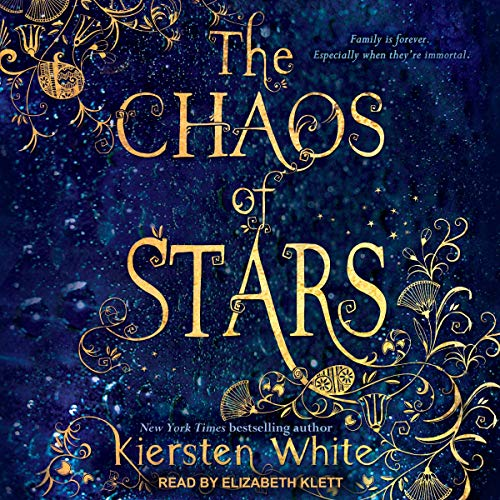 The Chaos of Stars audiobook cover art