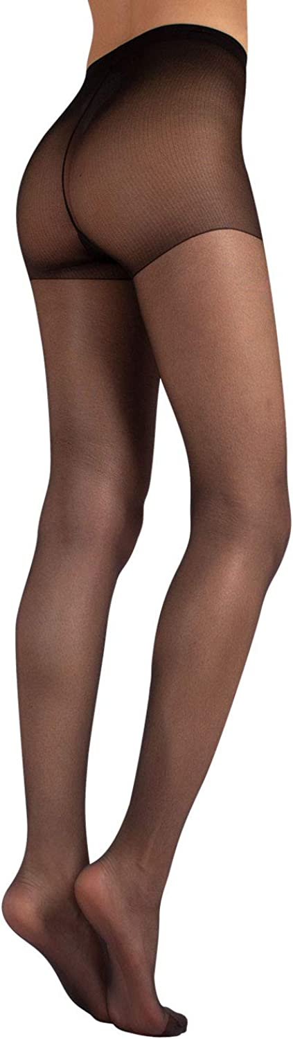 2 PAIRS Sheer tights Every day Pantyhose Women Tights Stockings Sheer Nylons