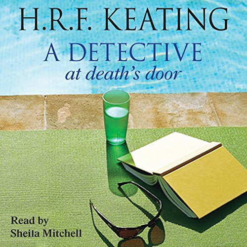 A Detective at Death's Door audiobook cover art