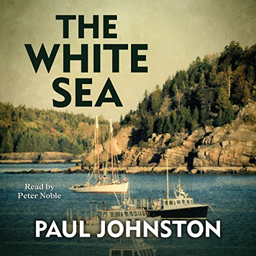 The White Sea audiobook cover art