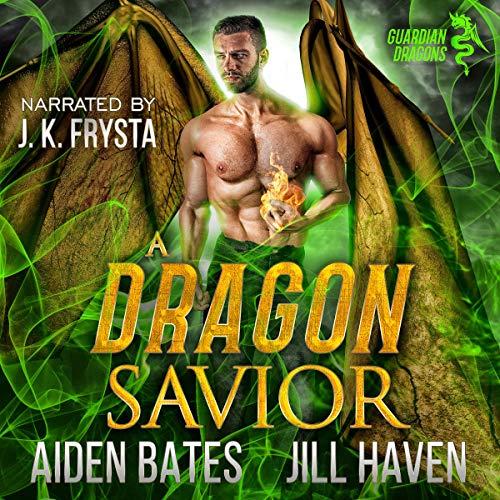 A Dragon Savior cover art