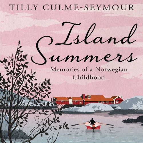 Island Summers audiobook cover art