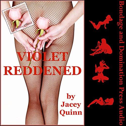 『Violet Reddened』のカバーアート