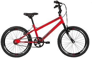 Bicicleta Aro 20 Caloi Expert Vermelha