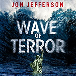 Wave of Terror audiobook cover art