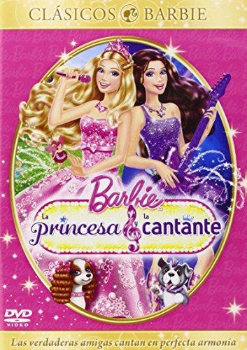 Barbie En La Princesa Y La Cantante [DVD]