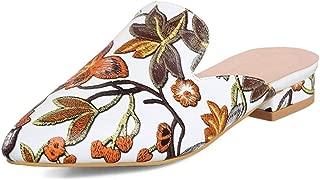 Bonrise Women Comfortable Low Chunk Block Heel Sandals Summer Open Toe Ankle Strap Mid Heel Walking Sandal