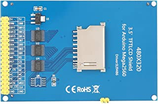 LCD Color Module, TFT Module, With Card Socket Backlight Voltage Display 480 X 320 Pixels for Home Ar-Series Development B...