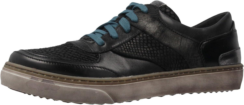 Josef Seibel Women Lace-Up shoes Black, (black Anthrazit) 8530344 604