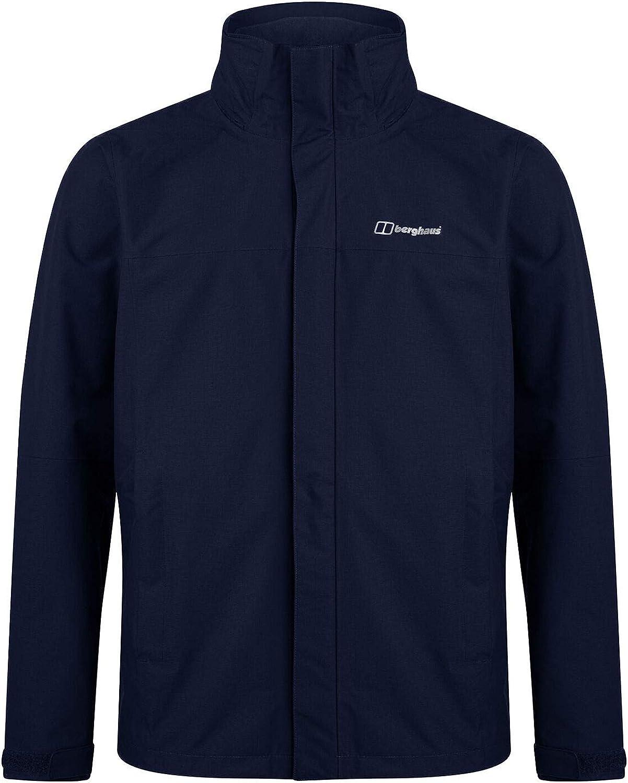 Berghaus Mens Rg Alpha 2.0 Gemini 3in1 Waterproof Shell Jacket with Fleece