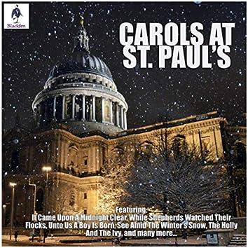 Carols At St. Paul's