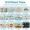 Busy Book for Kids, Montessori Toys for Toddlers, Autism Sen... #1
