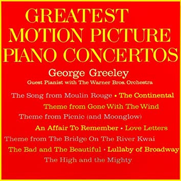 Greatest Motion Picture Piano Concertos