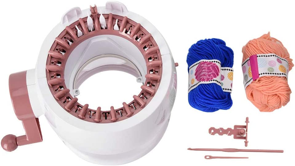 Knitting 25% OFF Machine DIY Hand T New mail order Weaving Educational