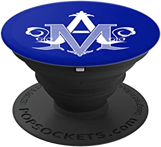Auspice Maria Virgin Mary - PopSockets Grip and Stand for Phones and Tablets