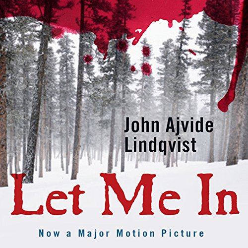 Let Me In audiobook cover art